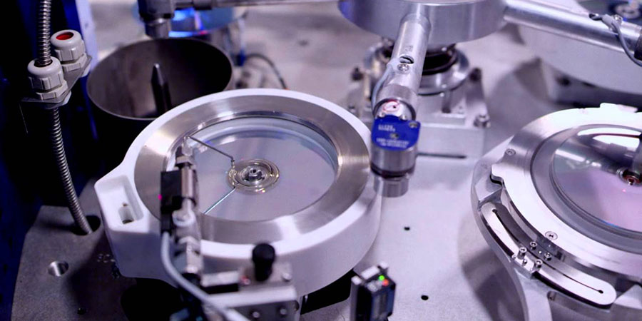 Boş CD-R Üretimi