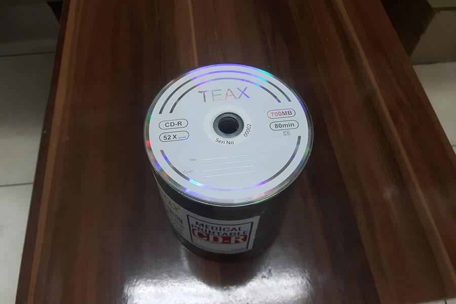 Boş CD Üretimi