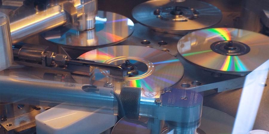 DVD Üretimi
