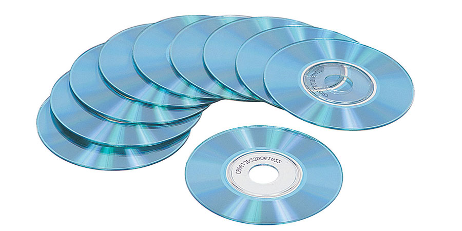 Mini CD-DVD
